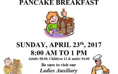 Come Join Us for Breakfast!