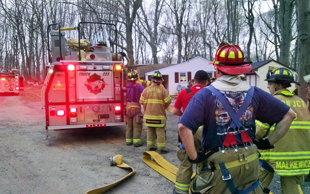 First Alarm Fire Assistance in Kendall Park