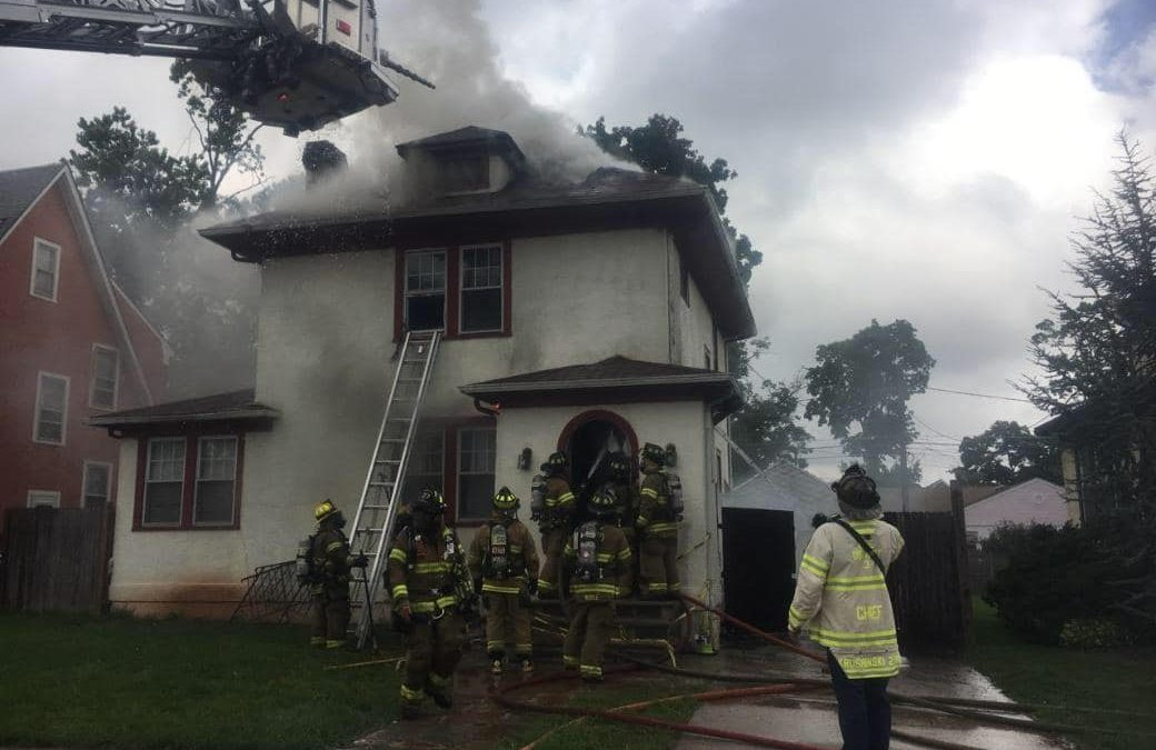 RIT Assignment on Rodney Avenue Two-Alarm Fire