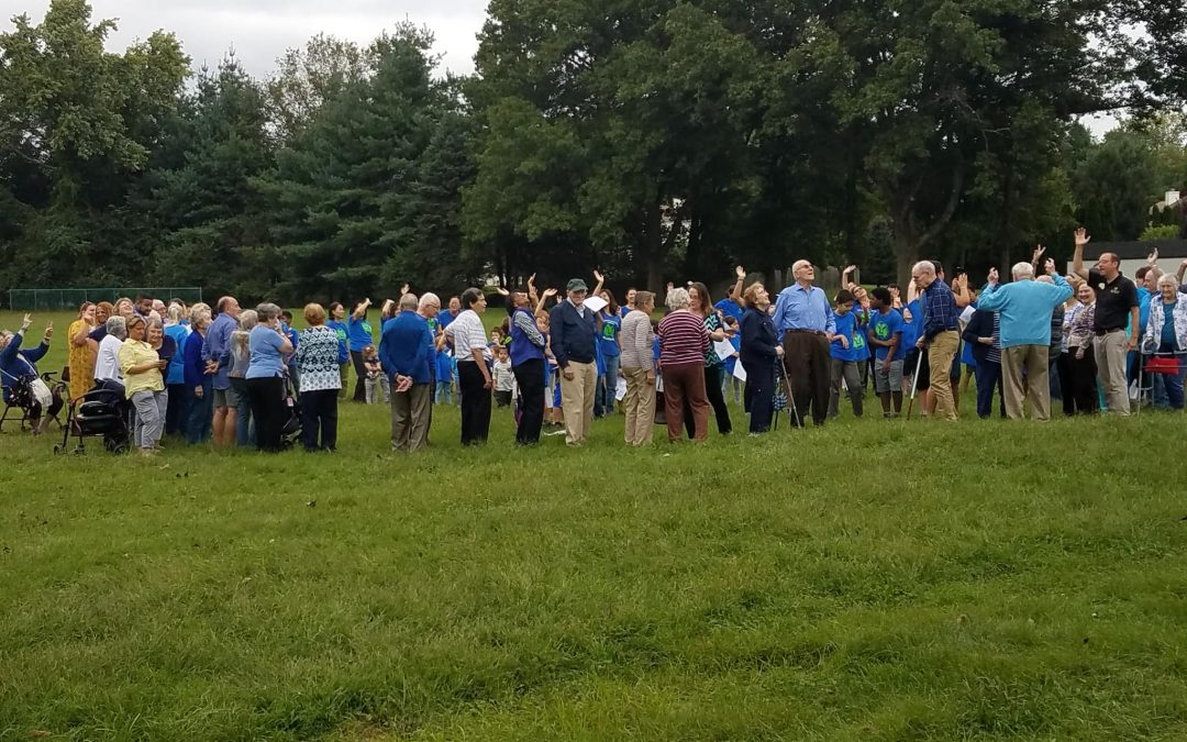 International Day of Peace Celebration and a Quick Response to Hampton Inn