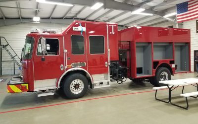 Second to Final Inspection of New Engine 3