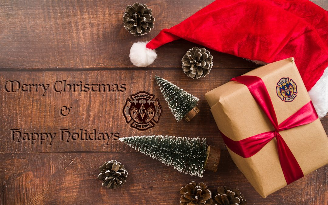Merry Christmas & Happy Holidays for 2018