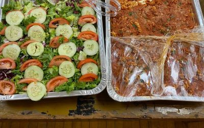 HarborChase Generously Provided Lunch from Gennaro's