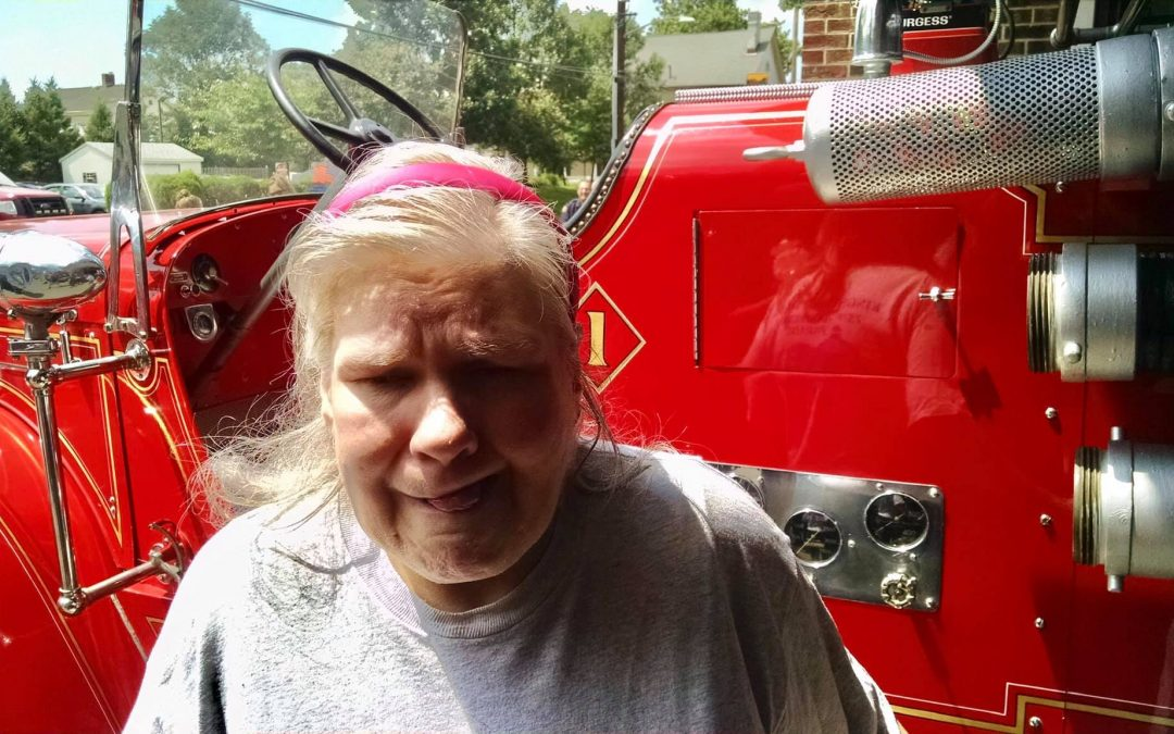 Goodbye to Our First Female Volunteer Firefighter, Betty Jane Adair
